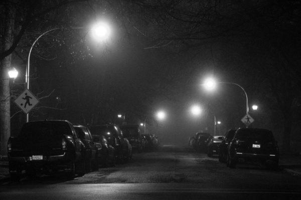 Nachts ist die Isolation am schlimmsten