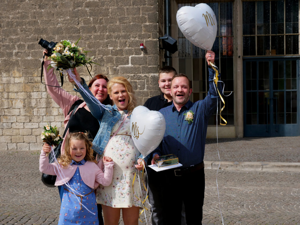Hochzeit in Hildesheim