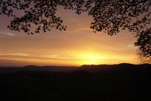 Seit Corona sind Sonnenaufgänge ein Publikumsspektakel